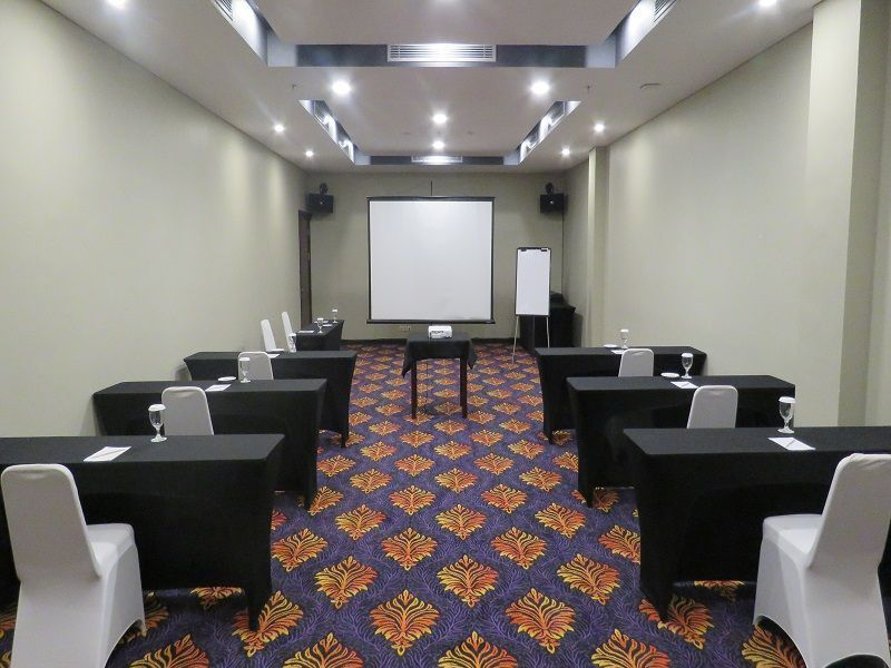 Layout Meeting Room